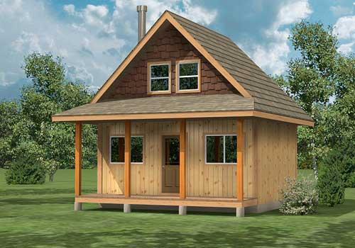 Custom Homes Puffin Post Beam Homes Cedar Homes