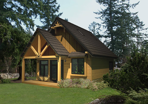 Cardinal Custom Cabins Garages Post And Beam Homes