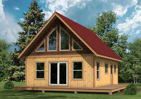 Dove Custom Cabins Garages Post And Beam Homes Cedar