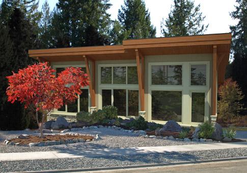 Small cedar home plans