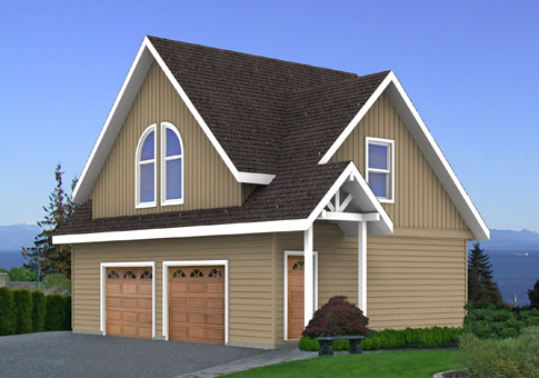 Taylor Custom Cabins Garages Post Beam Homes Classic