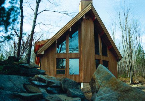 Gambier Post Beam Custom Cabins Garages Post Beam Homes