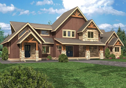 Caledonia custom estate homes cedar homes plans post Custom estate home plans