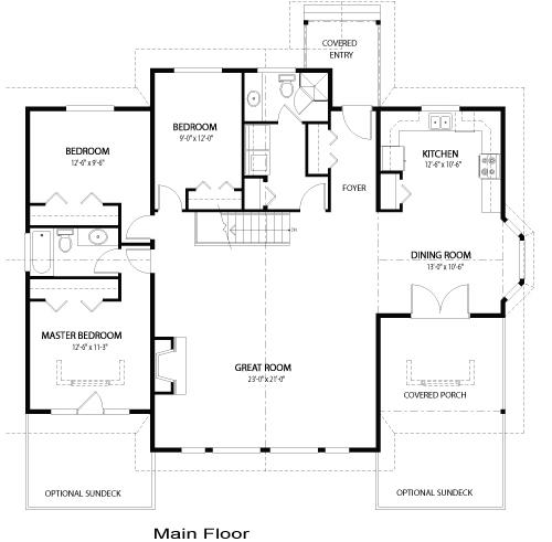 Liberty family custom homes cedar homes post beam for Cedar homes floor plans