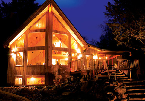cabin a luxurious house post ski homes designs osprey custom and s timbercrafted showcases kits plans design the best linwood cottage at home ideal or it beam chalet as its elegance cedar