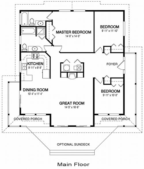 Heron landing custom estate homes post beam cedar homes for Post and beam floor plans