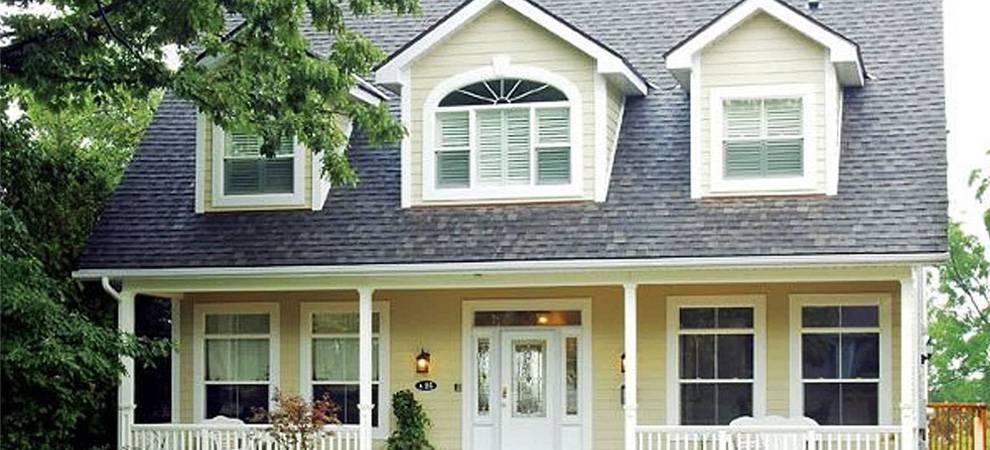 Cedar homes award winning custom homes post and beam for Award winning craftsman home designs