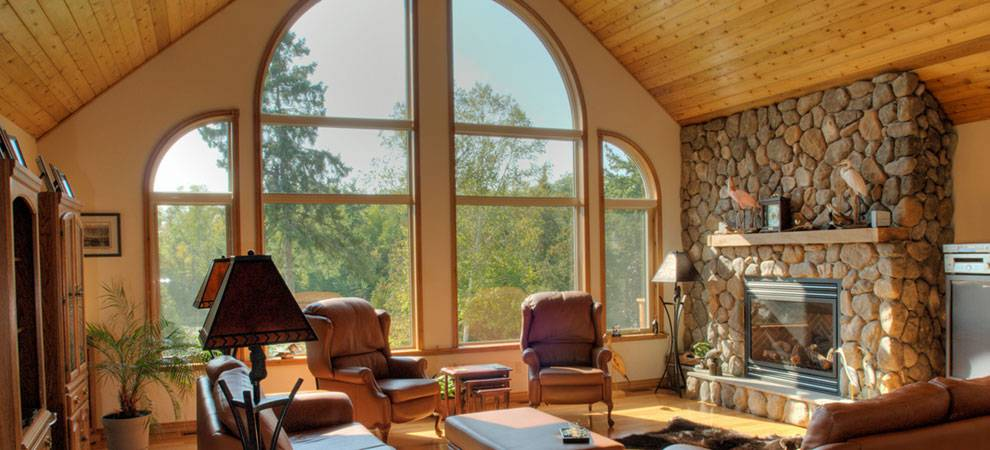 Cedar Homes | Interior Home Designs | Custom Cedar Homes