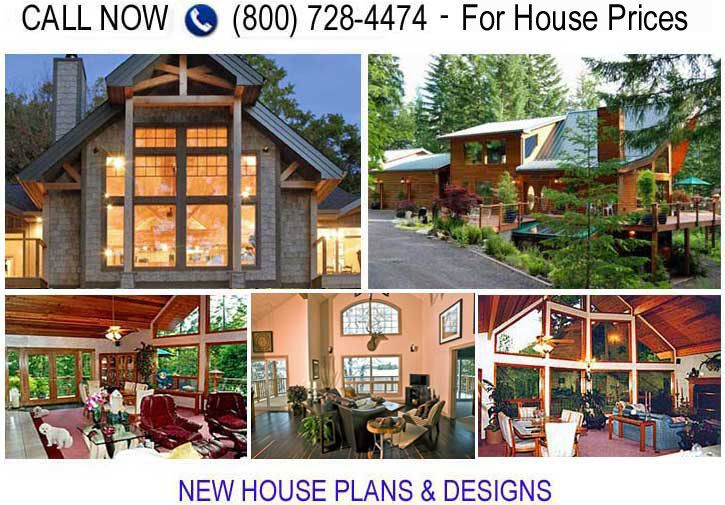 Cedar Homes | Award Winning Custom Homes | Post and Beam Cottage Plans