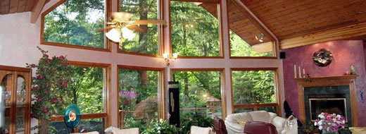 Blackcomb Interior Cedar Homes