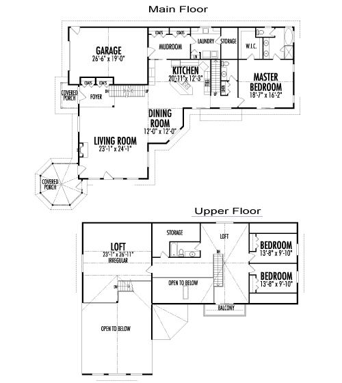 2013 Award Winning House Plans: Pinehill Award Winning Custom Homes