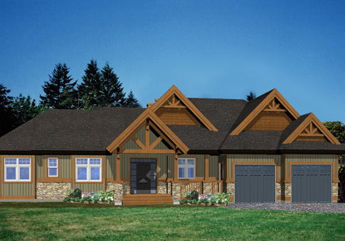 Lynden Family Custom Homes Post Beam Homes Cedar Homes