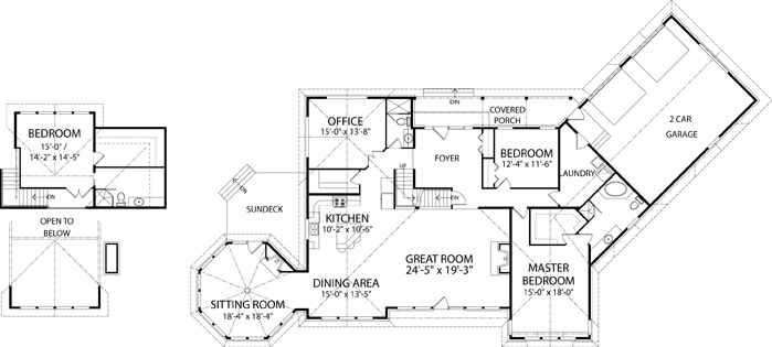 Clearview Custom Estate Homes   Post Beam Cedar Homes   Post