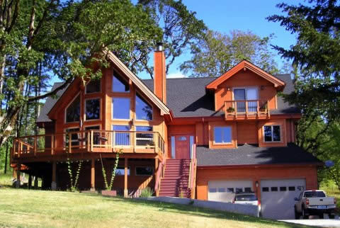 Remarkable Cedar Homes Corvallis Oregon Post Beam Homes Cedar Homes Home Remodeling Inspirations Genioncuboardxyz
