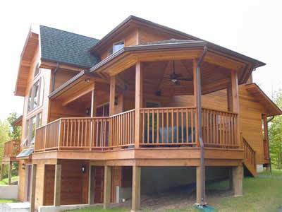 Custom Homes Pennsylvania Belmont: post beam homes, cedar, homes.
